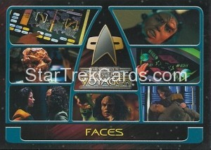 The Complete Star Trek Voyager Trading Card 16