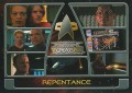 The Complete Star Trek Voyager Trading Card 167