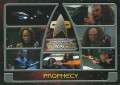 The Complete Star Trek Voyager Trading Card 168
