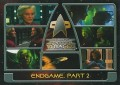 The Complete Star Trek Voyager Trading Card 180