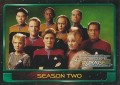 The Complete Star Trek Voyager Trading Card 19