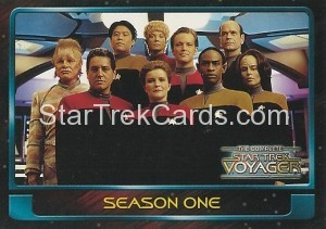 The Complete Star Trek Voyager Trading Card 2