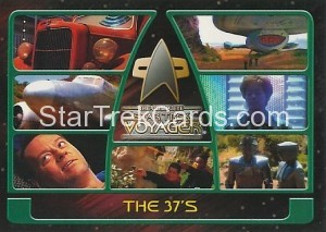 The Complete Star Trek Voyager Trading Card 20