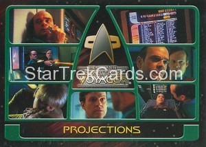 The Complete Star Trek Voyager Trading Card 22
