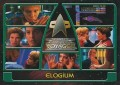 The Complete Star Trek Voyager Trading Card 23