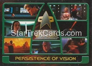 The Complete Star Trek Voyager Trading Card 27