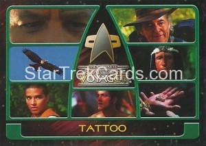 The Complete Star Trek Voyager Trading Card 28