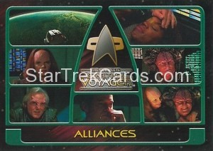 The Complete Star Trek Voyager Trading Card 33