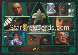 The Complete Star Trek Voyager Trading Card 35