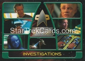 The Complete Star Trek Voyager Trading Card 39