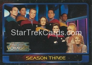 The Complete Star Trek Voyager Trading Card 46
