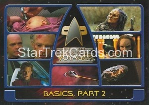 The Complete Star Trek Voyager Trading Card 47