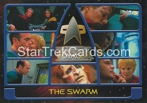 The Complete Star Trek Voyager Trading Card 50