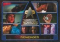 The Complete Star Trek Voyager Trading Card 52
