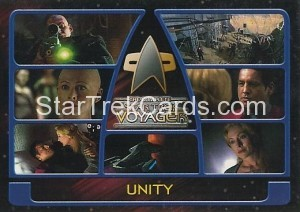 The Complete Star Trek Voyager Trading Card 63