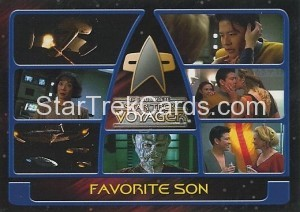 The Complete Star Trek Voyager Trading Card 66