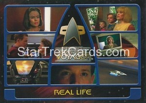 The Complete Star Trek Voyager Trading Card 68