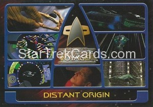 The Complete Star Trek Voyager Trading Card 69