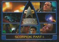 The Complete Star Trek Voyager Trading Card 72