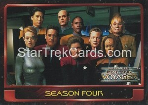 The Complete Star Trek Voyager Trading Card 73