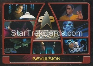 The Complete Star Trek Voyager Trading Card 78