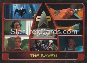 The Complete Star Trek Voyager Trading Card 79