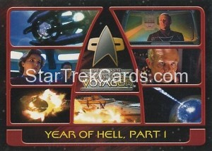 The Complete Star Trek Voyager Trading Card 81