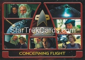 The Complete Star Trek Voyager Trading Card 84