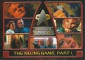 The Complete Star Trek Voyager Trading Card 91