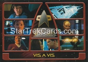 The Complete Star Trek Voyager Trading Card 93