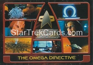 The Complete Star Trek Voyager Trading Card 94