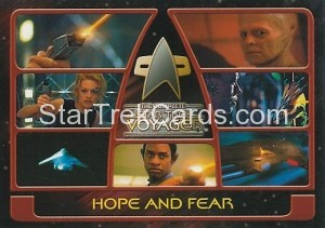 The Complete Star Trek Voyager Trading Card 99