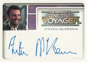 The Complete Star Trek Voyager Trading Card A11
