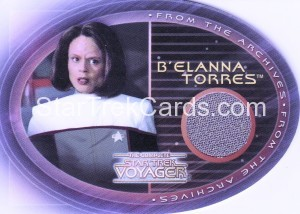 The Complete Star Trek Voyager Trading Card CC2 Grey