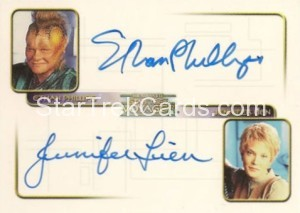 The Complete Star Trek Voyager Trading Card DA2