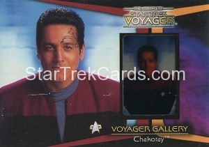 The Complete Star Trek Voyager Trading Card G3