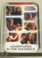 The Complete Star Trek Voyager Trading Card H1