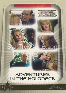 The Complete Star Trek Voyager Trading Card H3