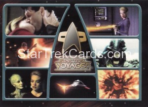 The Complete Star Trek Voyager Trading Card P1