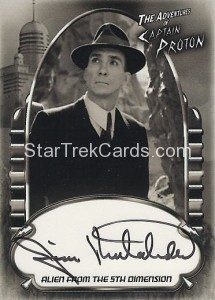 The Complete Star Trek Voyager Trading Card PA7