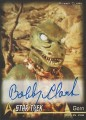 Star Trek Italian Convention STICCON Trading Card CLA 05 Front