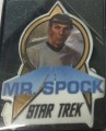Star Trek Porcelain Cards Mr Spock