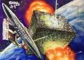 Star Trek The Next Generation Portfolio Prints Series One Sketch James Hiralez Alternate