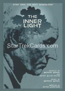 Star Trek The Next Generation Portfolio Prints Series One Trading Card 125