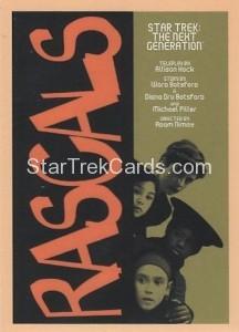 Star Trek The Next Generation Portfolio Prints Series One Trading Card 133