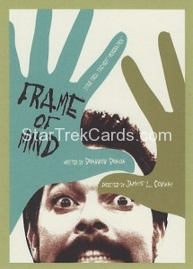 Star Trek The Next Generation Portfolio Prints Series One Trading Card 147