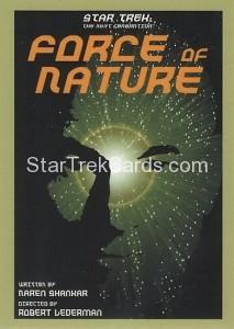 Star Trek The Next Generation Portfolio Prints Series One Trading Card 161