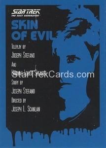Star Trek The Next Generation Portfolio Prints Series One Trading Card 23