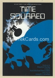 Star Trek The Next Generation Portfolio Prints Series One Trading Card 39