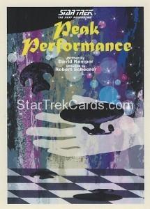 Star Trek The Next Generation Portfolio Prints Series One Trading Card 47